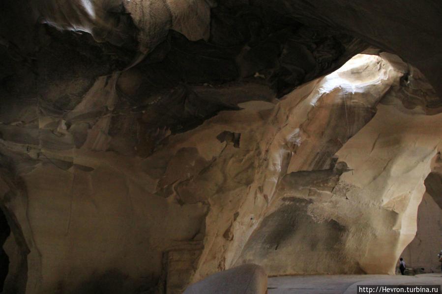 Бейт Гуврин. Колокольные пещеры. Часть 2. Национальный парк Бейт-Гуврин-Мареша, Израиль