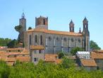 На фото совершенно фантастическая базилика в Сен-Максимин-ла-Сент-Бом образца пятилетней давности