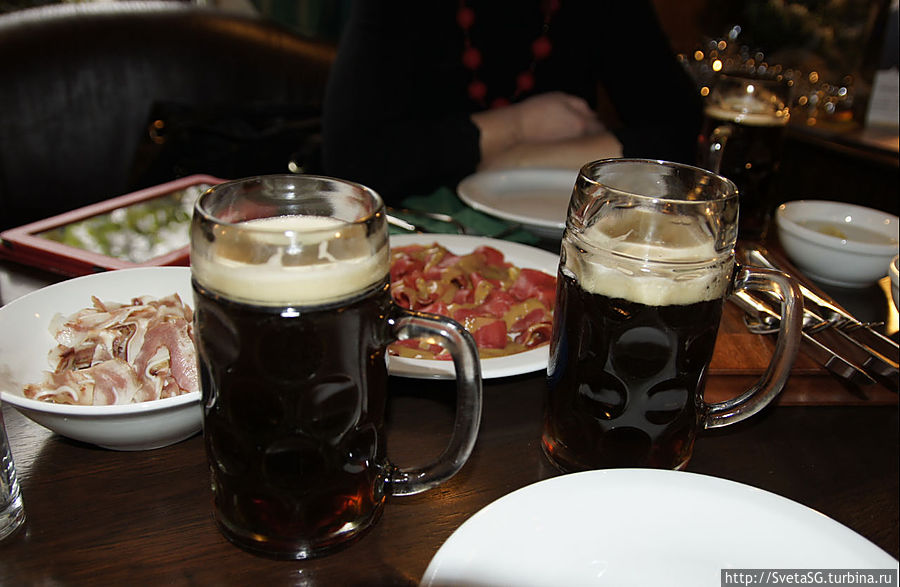 Пиво свежее и вкусное