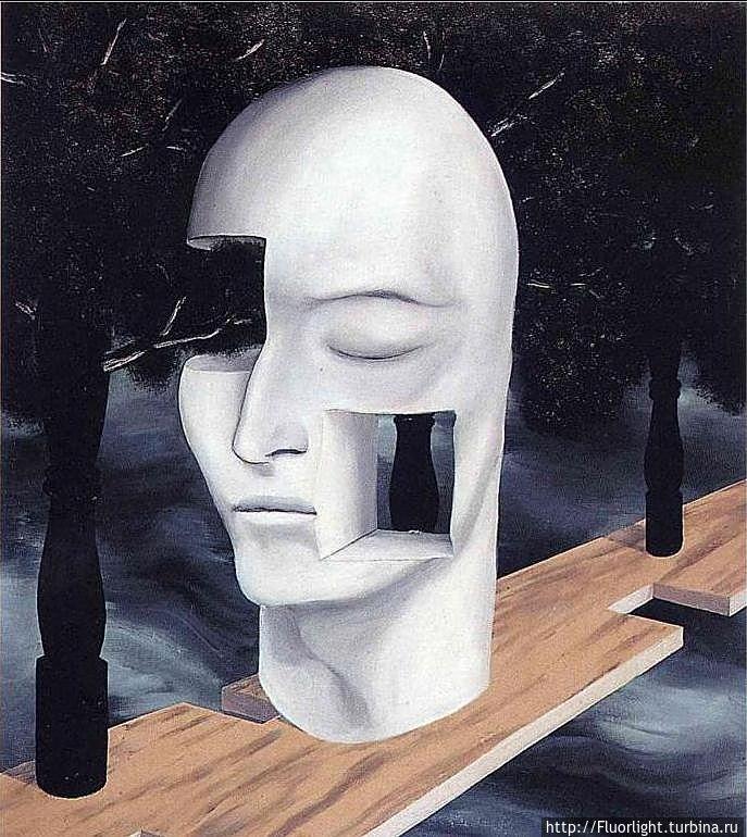 Лицо гения. 1926