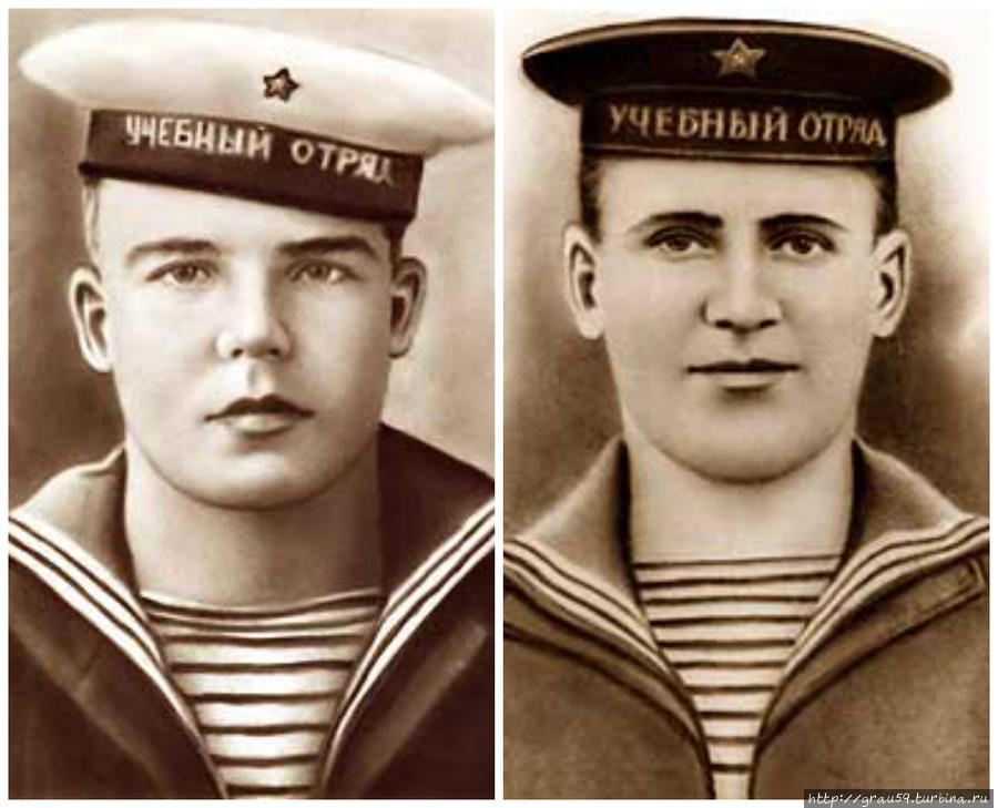 Раенко и Калюжный (фото из Интернета)