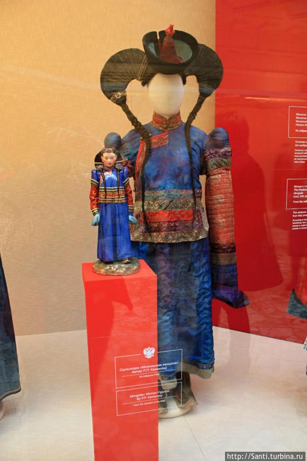 Монголка