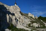 Меловая церковь Свято-Успенского монастыря