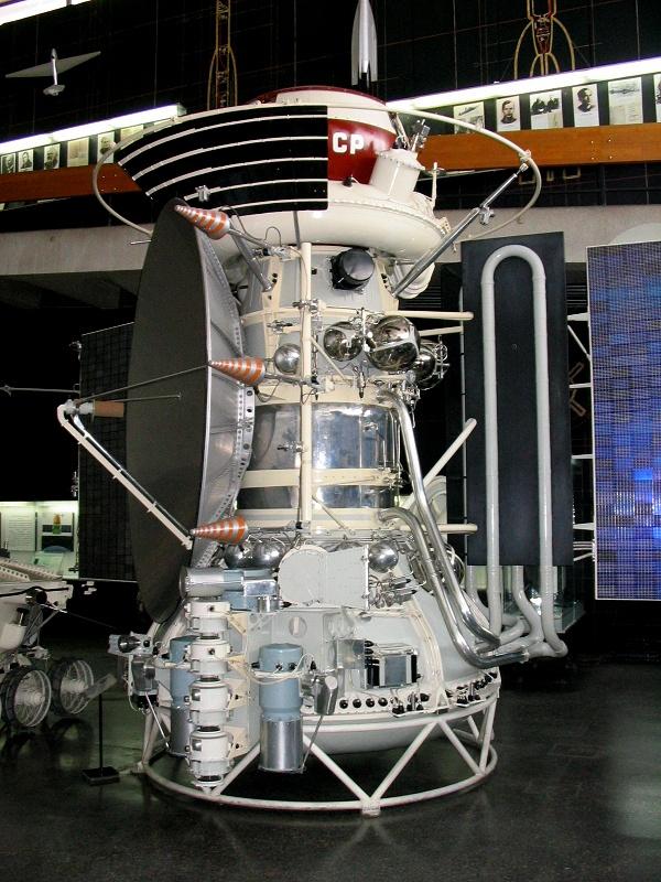 Межпланетная станция Марс-3