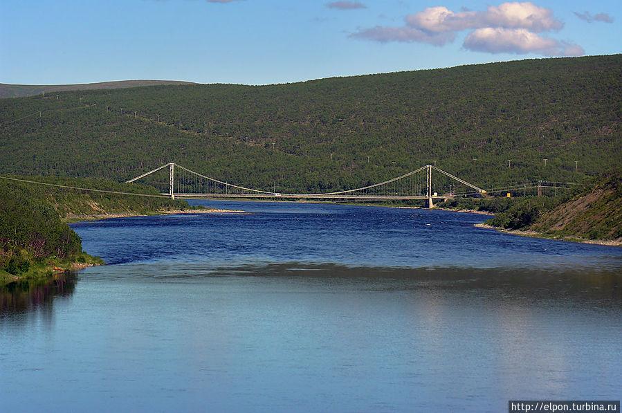 Мост Тана брю