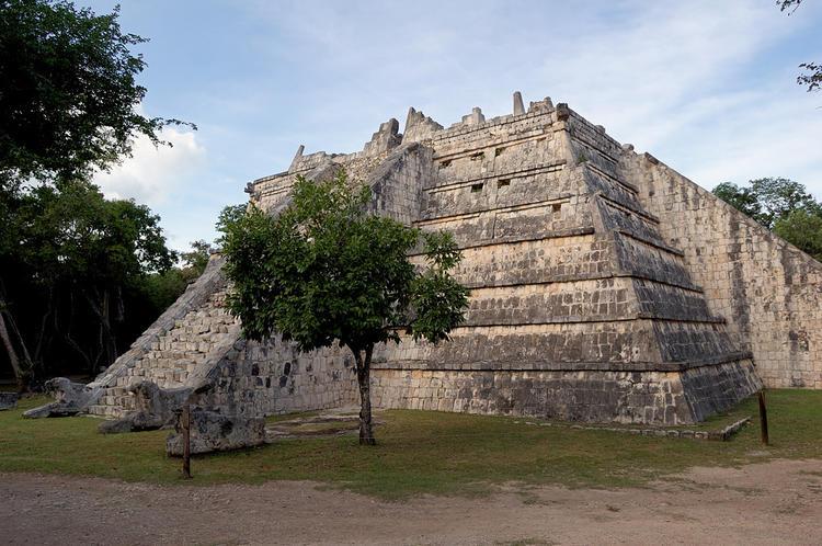 Еще одна пирамида на южно