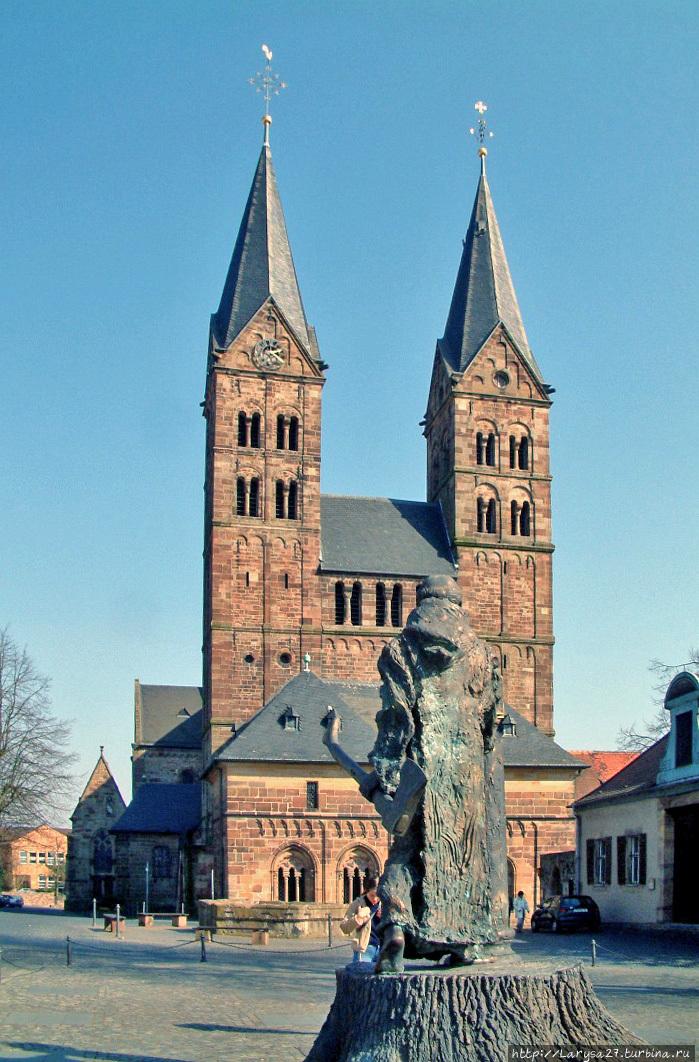 фото из нета Фрицлар, Германия