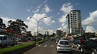 Улицы Аддис-Абебы