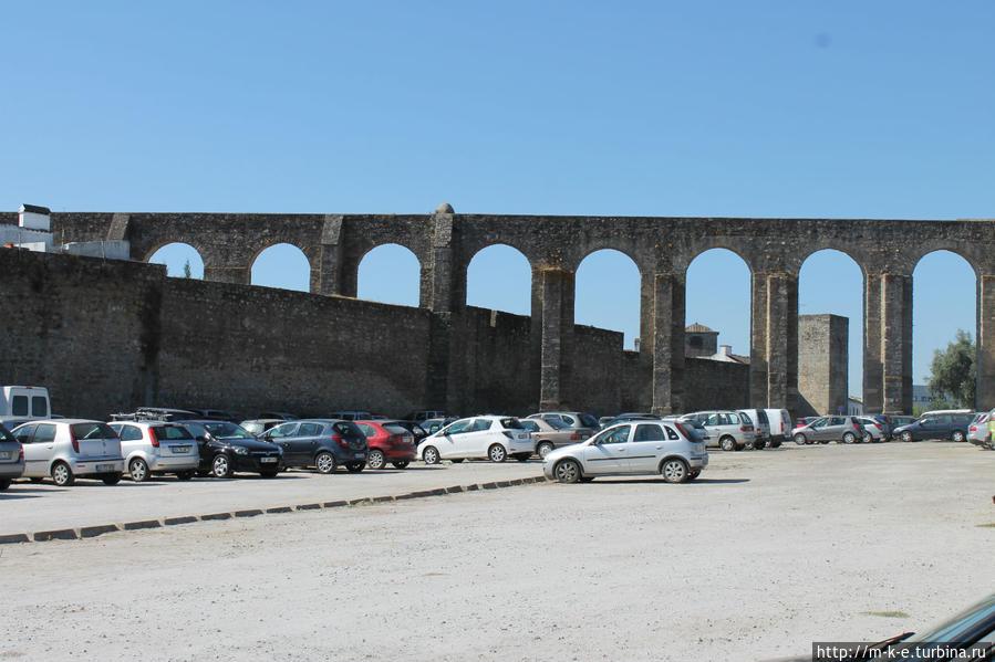 Акведук Эвора Эвора, Португалия