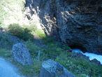 Уникальный тоннель под Фломбаной. Сделан.для реки