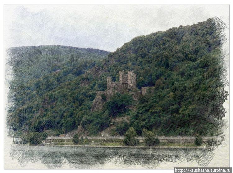 Ещё один таможенный замок