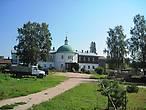 На территории Горицкого Воскресенского женского монастыря
