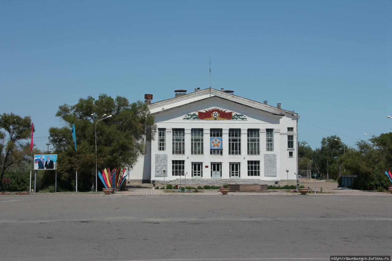 Приозерск Балхаш, Казахстан