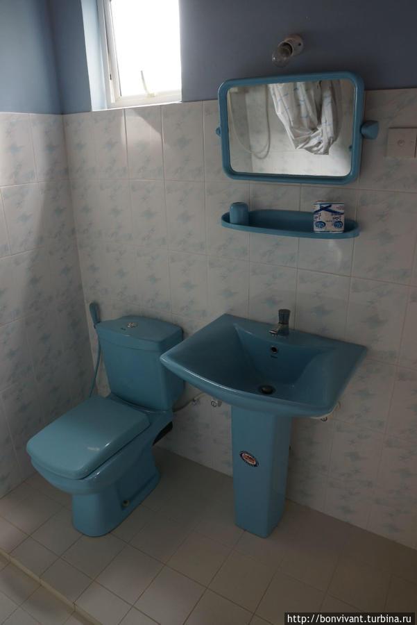 Туалет-душ