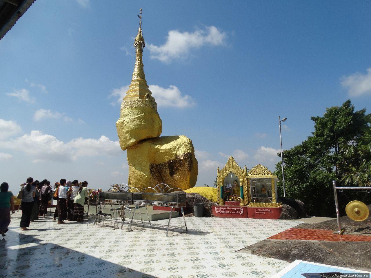 Мьянма. Город Моулмейн.  Раз пагода, два  пагода...