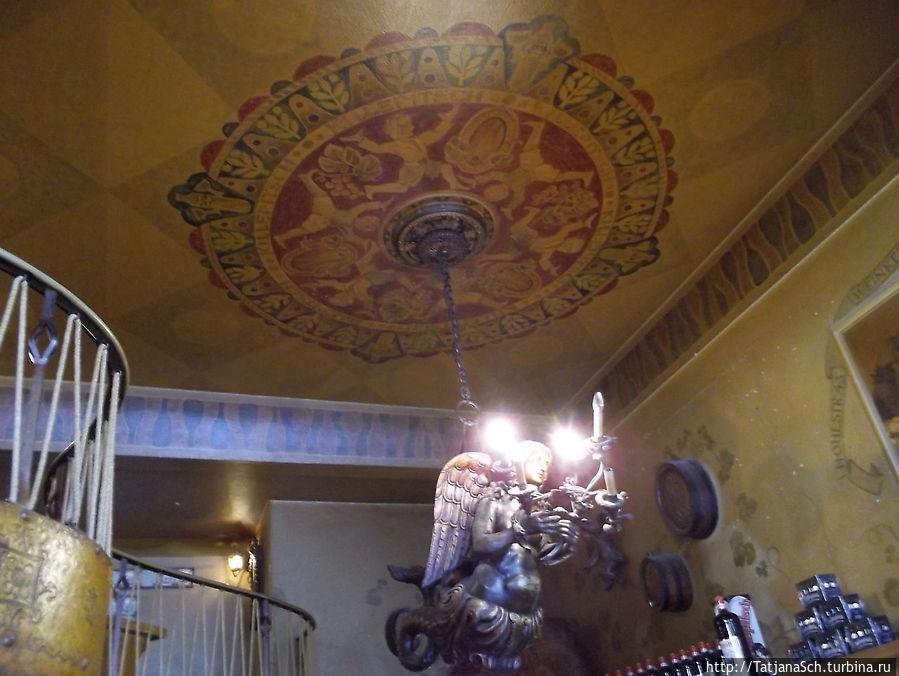 милейшая каморка Киллепич в Дюссельдорфе, интерьер