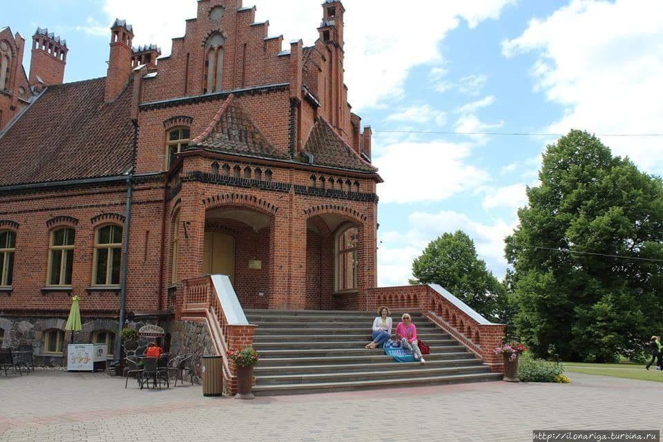 В погоне за красотами Латвии Тукумсский район, Латвия