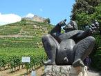Бахус, виноградники и замок Штауфен
