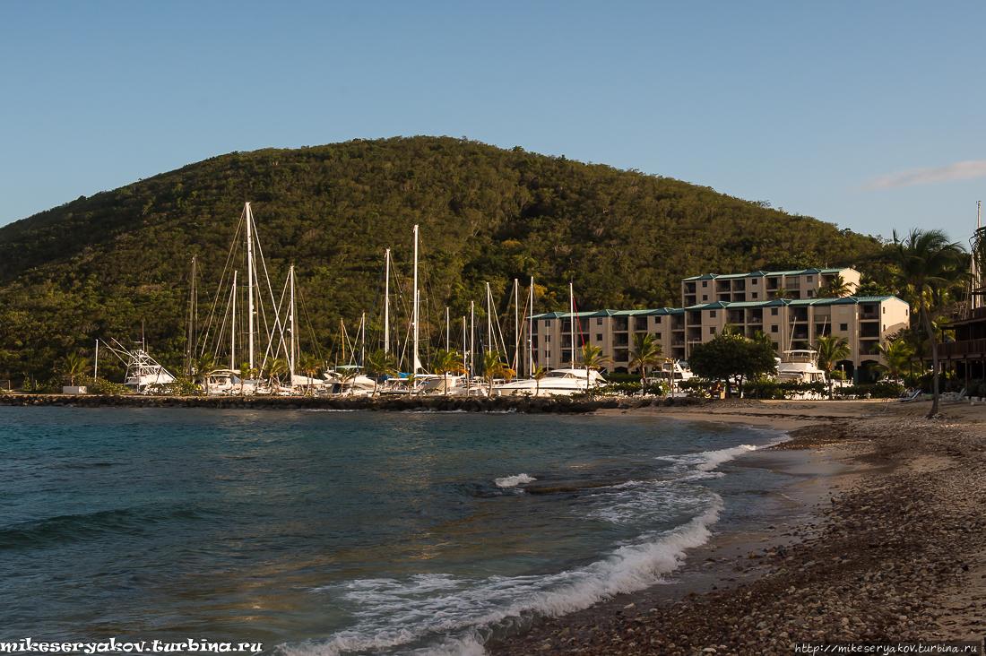 Карибский Сент-Томас Сент-Томас, Виргинские острова
