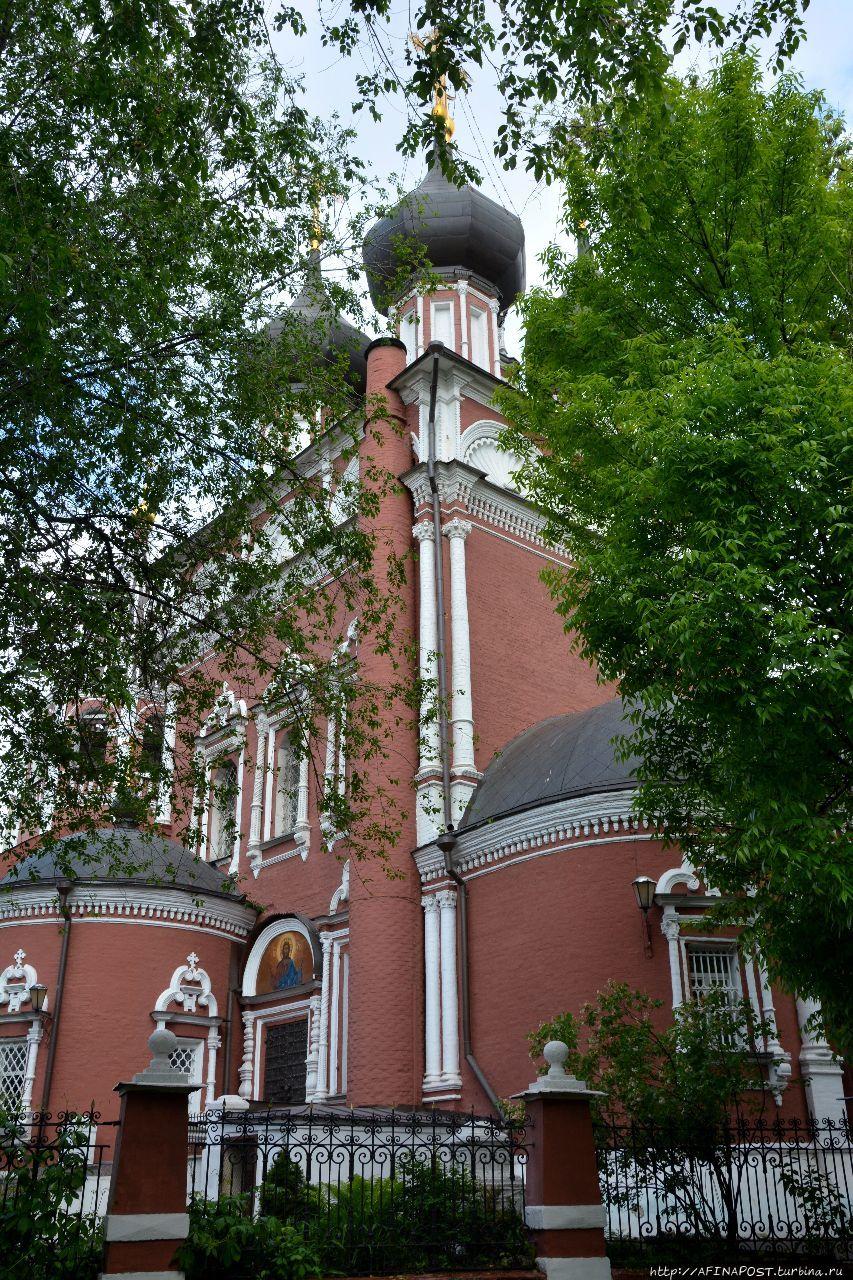 Святая Русь. Храм Ризоположения на Донской
