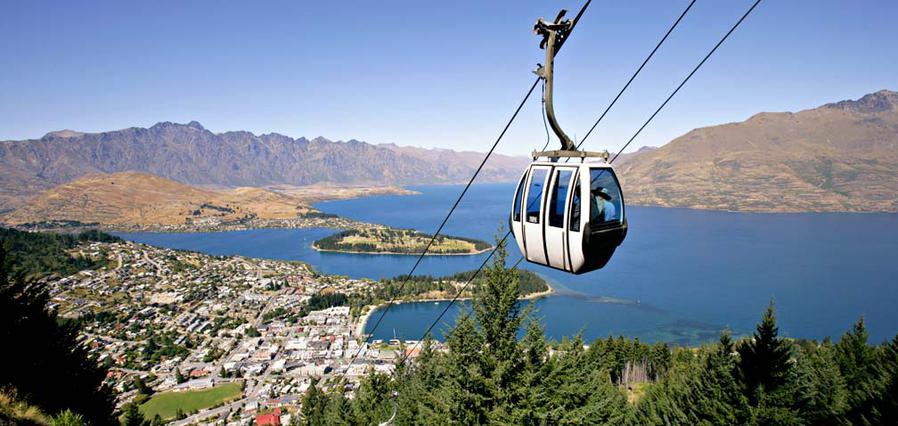 Skyline Gondola, фото с официального сайта