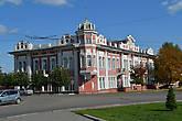 Железнодорожная больница, до революции усадьба графа Гудовича