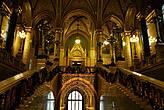 Парламент — центральный вход