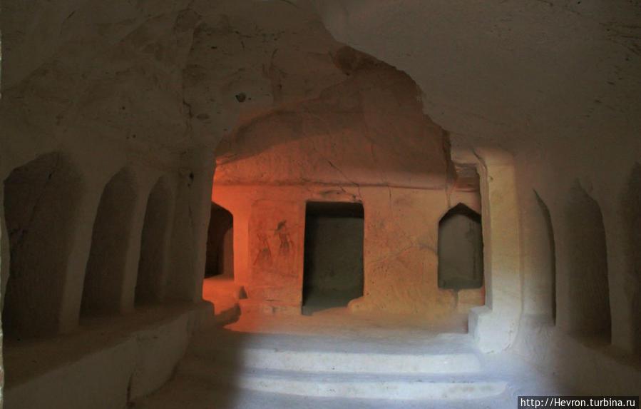 Бейт Гуврин. Древний город Мореша. Часть 3 Национальный парк Бейт-Гуврин-Мареша, Израиль