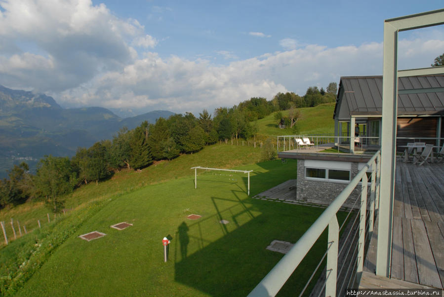 Жизнь в Небесах Толмин, Словения