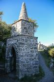 Ещё один обелиск, маленький, называемый в народе