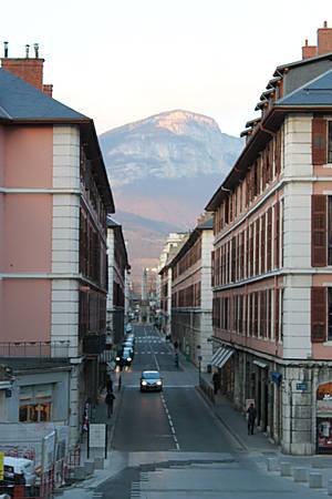 Перспектива улицы Boigne