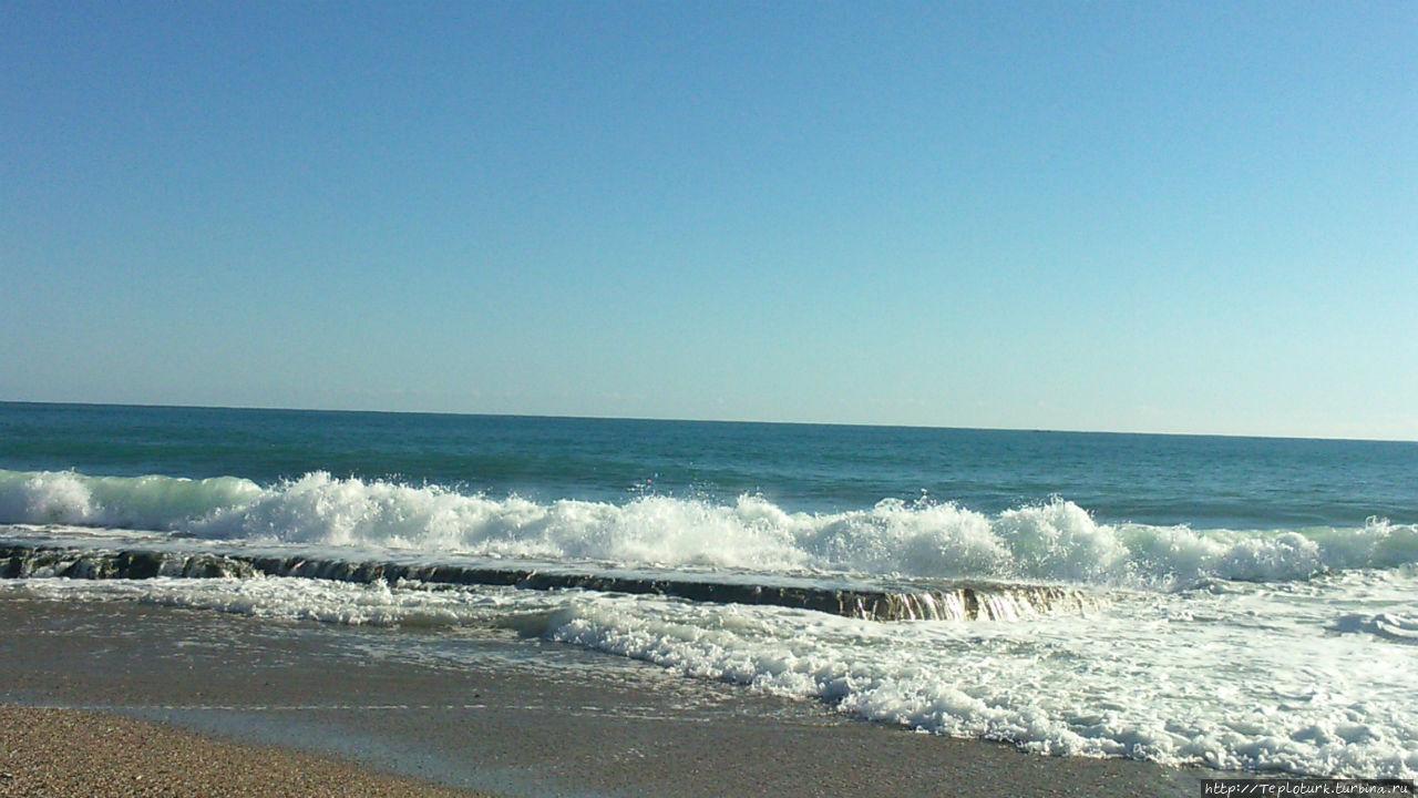 Море — это море. Алания, Турция