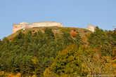 Кременецкий замок заметен с любой точки города, так как расположен на самом верху горы Бона. Своим названием гора обязана княгине Боне Сфорца, получившей в подарок замок и близлежащие территории от своего мужа — польского короля и литовского князя Сигизмунда Первого Старого.