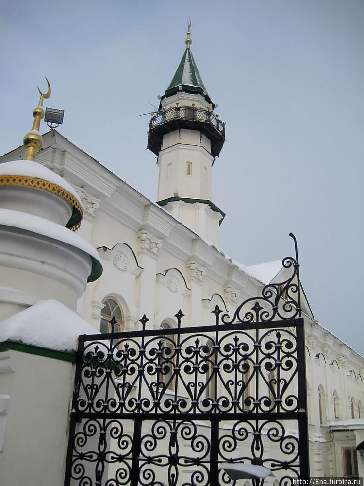 Мечеть Марждани — старейш