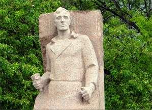 Самый знаменитый уроженец города — скульптор Иван Шадр