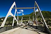 Современный мостик.