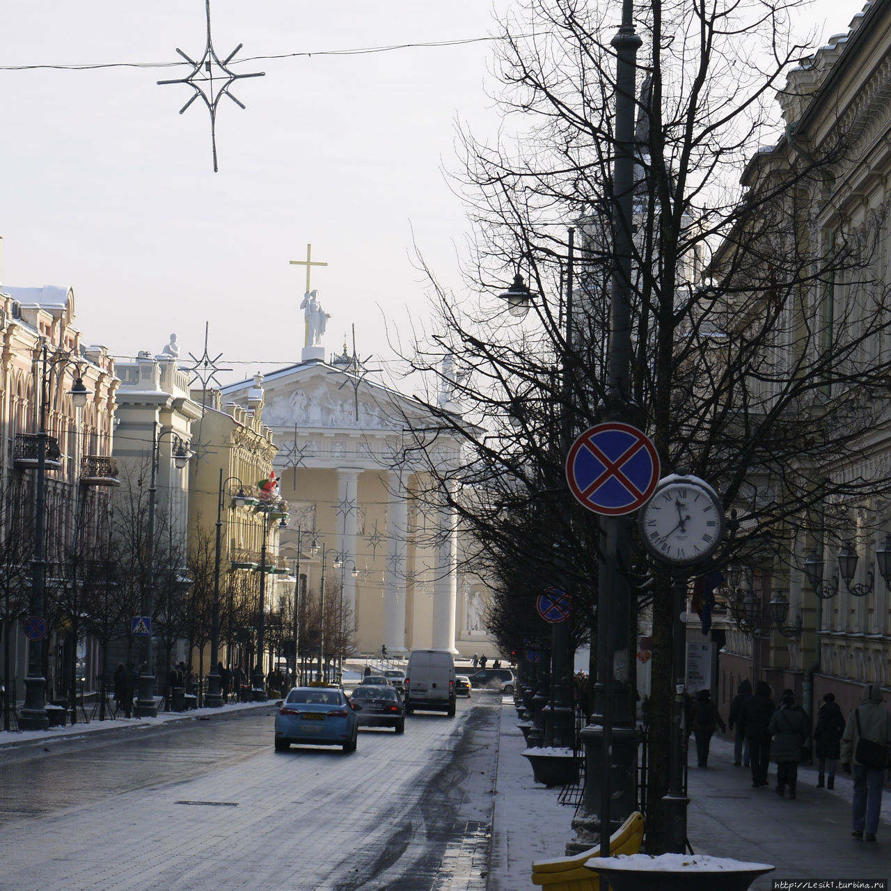Новогодний Вильнюс Вильнюс, Литва