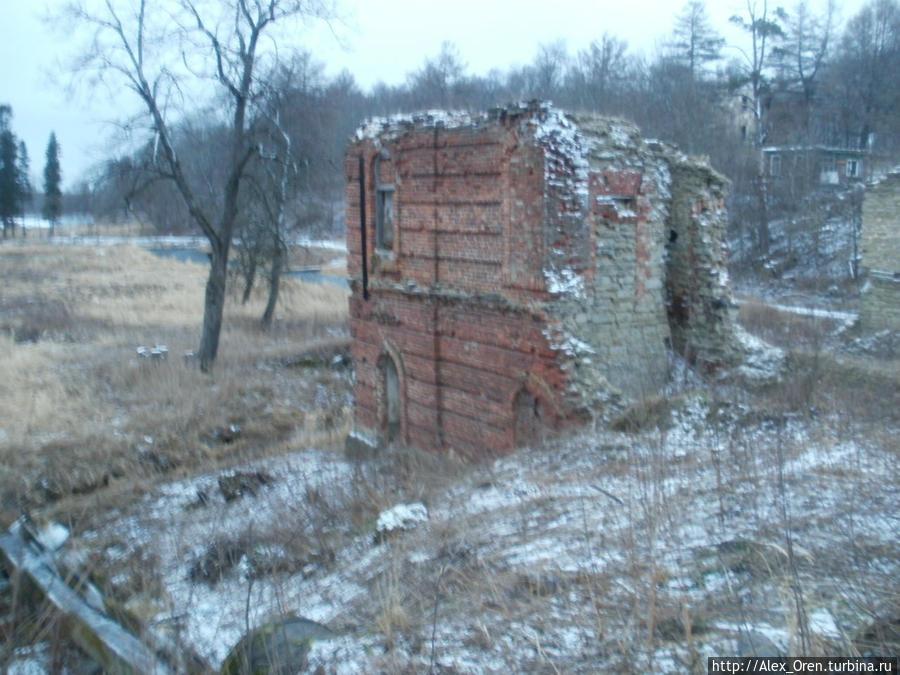 В советское время начали строить