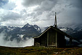 Кирха в горах — фишка Альп и очень здоровская