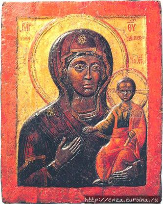Влахернская икона Божией