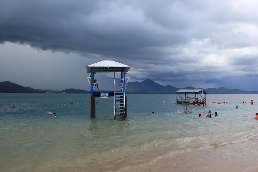 Пляжи Пуэрто-принцесс.