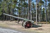 Музей линии фронта в Лаппохья