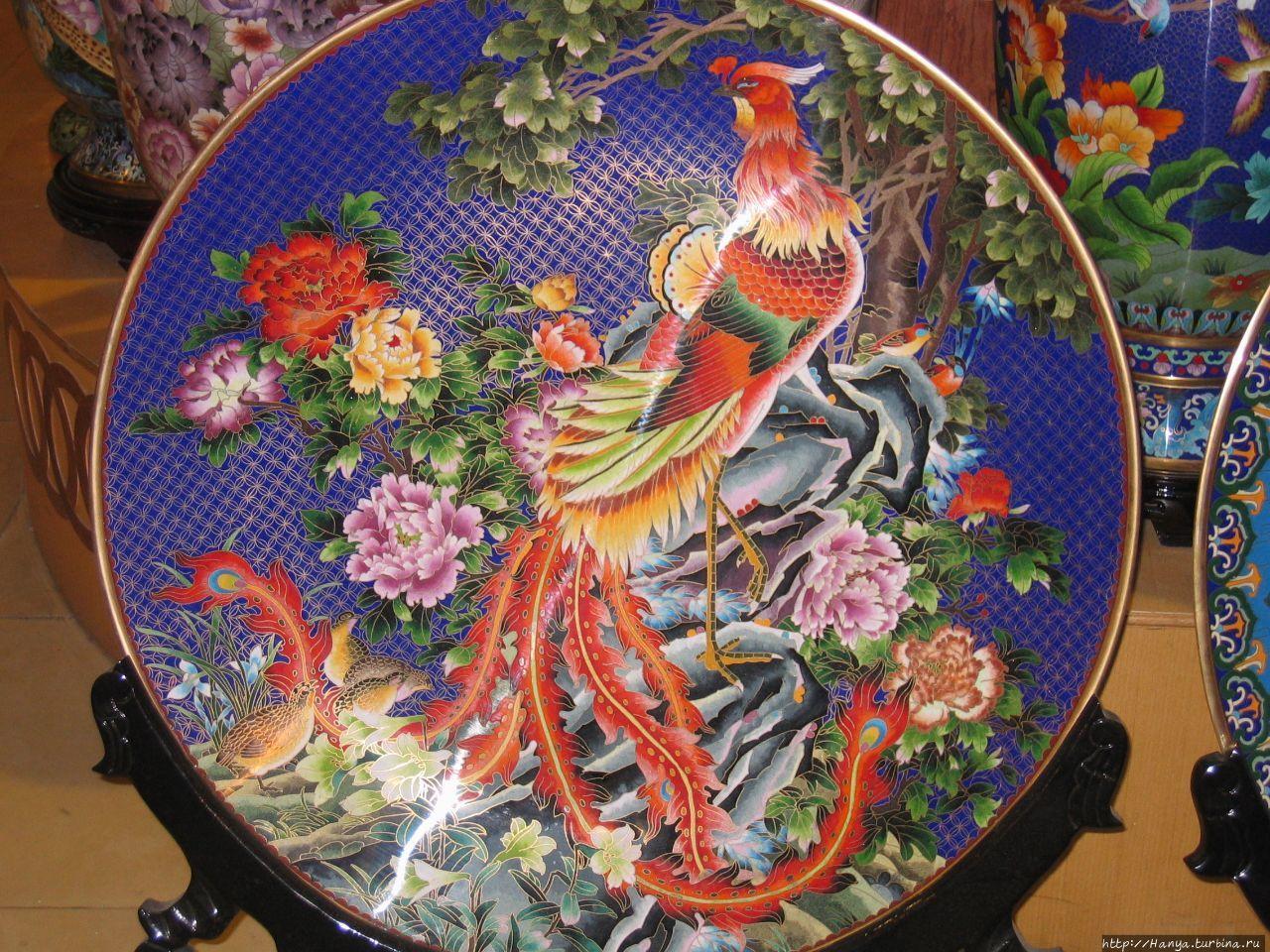 Изделия китайских мастеро