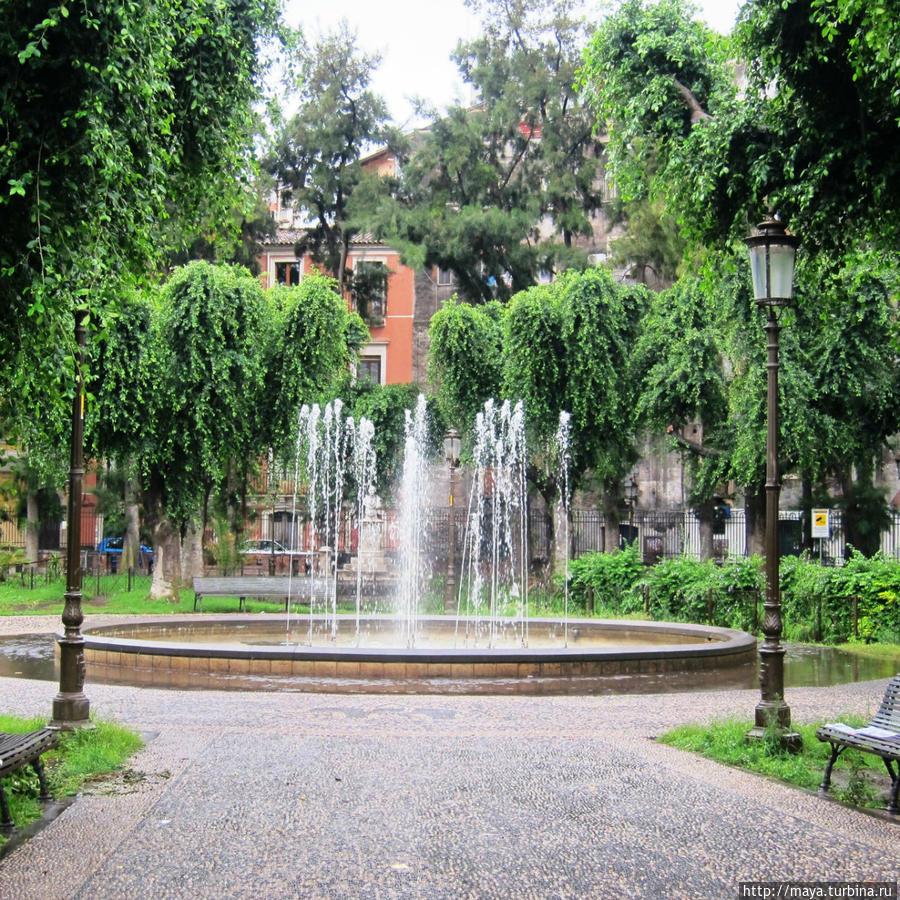 Сад Пачини