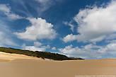 дюны вокруг озера Wabby