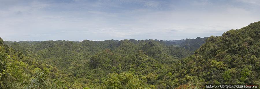 Остров Катба и бухта Халонг, видео и фото Остров Катба, Вьетнам