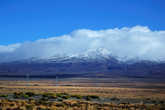 Вид на склон вулкана Руапеху с