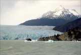 Ледник Грей, Чили