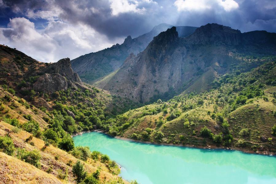 Пос. Зеленогорье — тихий, волшебный уголок Крыма Зеленогорье, Россия