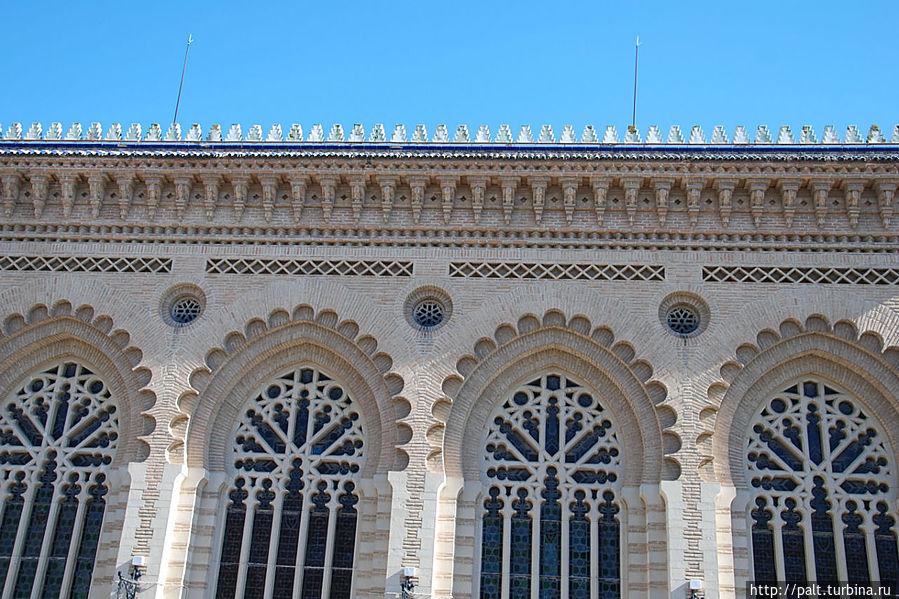 Вокзал в Толедо